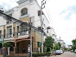 3 Bedrooms Townhouse for rent in Samae Dam, Bangkok Prinyaluck Rama 2