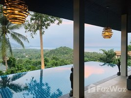 2 Bedrooms Villa for sale in Maret, Koh Samui 2 Bed Sea View with Private Pool