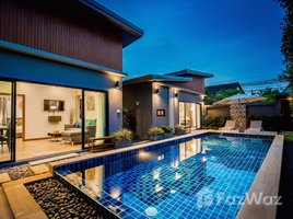 4 Bedrooms Property for rent in Choeng Thale, Phuket The Sister Private Pool Villa