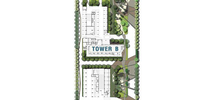 Master Plan of Lumpini Ville Naklua - Wong Amat - Photo 1