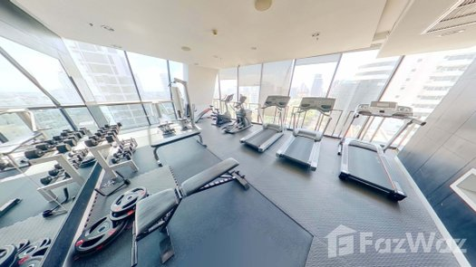 3D Walkthrough of the Communal Gym at The Alcove Thonglor 10