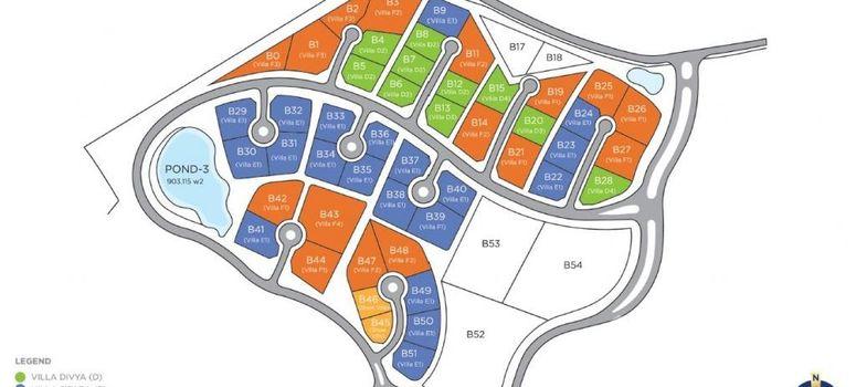 Master Plan of Pool Villas By Sunplay - Photo 1