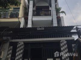 5 Bedrooms House for sale in Binh Hung Hoa, Ho Chi Minh City Bán gấp nhà mặt tiền hẻm đường Số 6, BHH, Bình Tân 6.200.000.000đ giá tốt - 243 m2