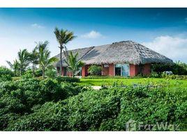 1 Habitación Casa en venta en Puerto De Cayo, Manabi NA-8 TANUSAS: 1BR Villa for Sale on Pristine Beach with Resort and Spa, Boca de Cayo, Manabí