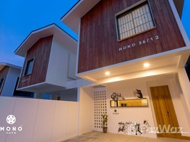 3 Bedrooms Villa for sale in Chalong, Phuket Mono Japanese Loft Plus (Chalong)