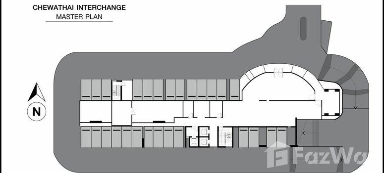 Master Plan of Chewathai Interchange - Photo 1
