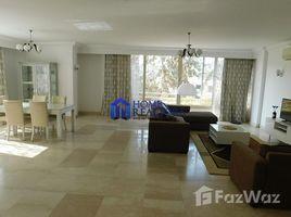 Cairo Modern Furnished Penthouse Rent In Maadi Sarayat 4 卧室 顶层公寓 租