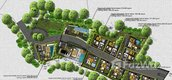 Master Plan of Natural Touch Villas