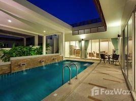 班武里府 网络 Sivana Gardens Pool Villas 2 卧室 房产 售