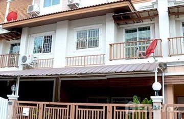 Green Park Village in Mahasawat, Nonthaburi