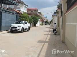 Banteay Meanchey Kampong Svay House For Sale in Sen Sok 开间 屋 售