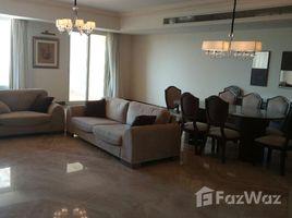 4 غرف النوم شقة للإيجار في Al Motamayez District, الجيزة Al Yasmine Greenland