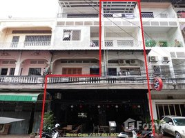 3 Bedrooms Villa for rent in Phsar Thmei Ti Bei, Phnom Penh Shop House For Rent At Riverside Area Daun Penh