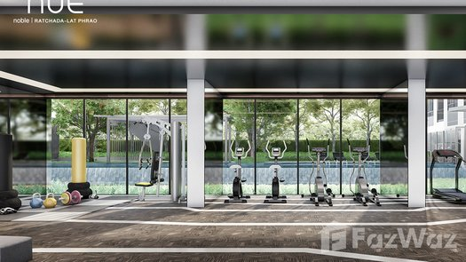 Photos 1 of the Fitnessstudio at Nue Noble Ratchada - Lat Phrao