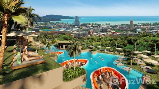Photos 1 of the Communal Pool at Patong Bay Sea View Residence