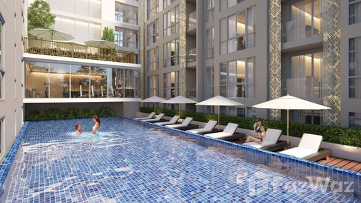 Photos 1 of the Communal Pool at The Erawan Condo