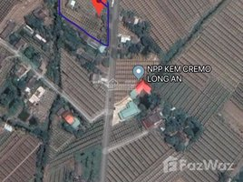 N/A Đất bán ở Vĩnh Công, Long An Bán đất mặt tiền đường Lộ Dừa, Vĩnh Công, Châu Thành