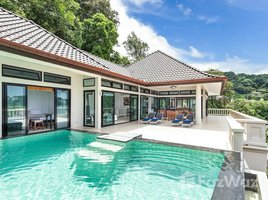 4 Bedrooms Property for rent in Wichit, Phuket Ultimate Beachfront Panoramic Taipan Villa