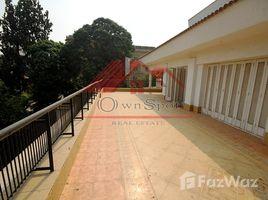 Cairo Good view modern villa for rent in maadi sarayat 5 卧室 别墅 租