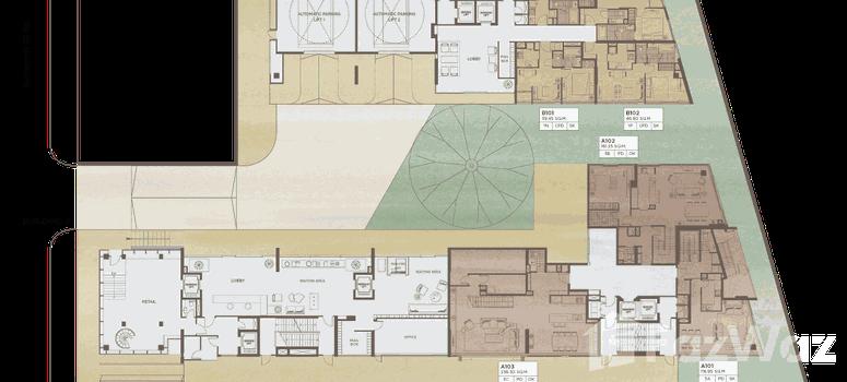 Master Plan of Chalermnit Art De Maison - Photo 1
