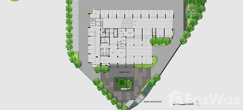 Master Plan of The Base Park East Sukhumvit 77 - Photo 1