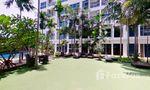 Communal Garden Area at Nam Talay Condo