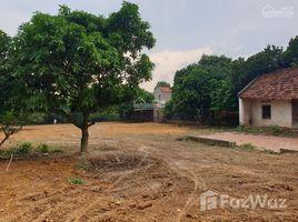 N/A Đất bán ở Minh Trí, Hà Nội Bán lô đất mặt đường làm nhà xưởng, nhà nghỉ dưỡng +66 (0) 2 508 8780 có sổ đỏ chính chủ