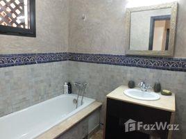 1 غرفة نوم شقة للبيع في Sidi Bou Ot, Marrakech - Tensift - Al Haouz Appartement 1 chambre avec jardin - Route de Fès