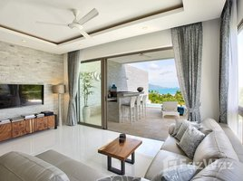 4 Bedrooms Villa for rent in Bo Phut, Koh Samui Seaview Pool Villa, 4 Bedrooms with Entertainment Room