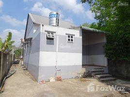3 Phòng ngủ Nhà mặt tiền bán ở Phu An, Bình Dương Nhà mặt tiền 460m2 đường nhựa 10m ngay chợ Phú An Bến Cát