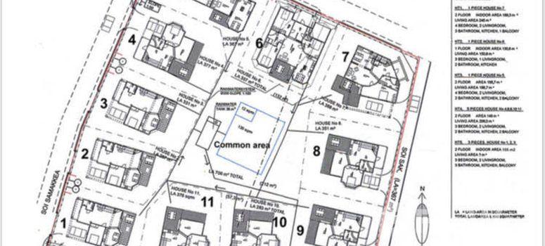 Master Plan of Samakee Village - Photo 1