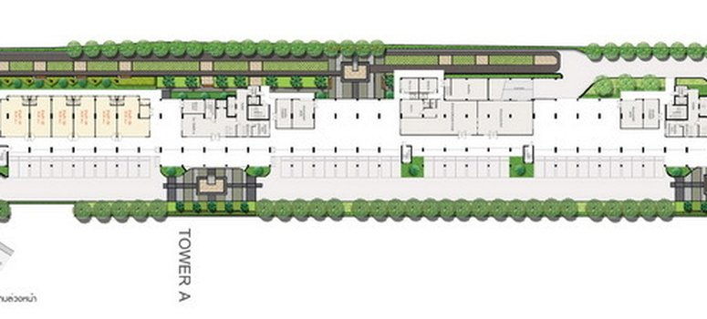 Master Plan of Lumpini Ville Latphrao-Chokchai 4 - Photo 2