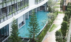Photos 3 of the Communal Pool at Aspire Sathorn-Thapra