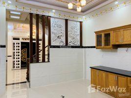 3 Bedrooms House for sale in Binh Hung Hoa, Ho Chi Minh City Nhà đường 17A, Tân Kỳ Tân Quý, ngay chợ, 3 lầu