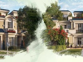 5 Bedrooms Villa for sale in The 5th Settlement, Cairo Mountain View iCity