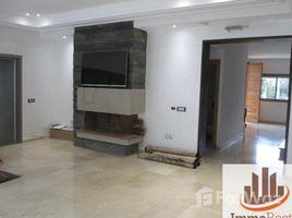 Grand Casablanca Bouskoura Jolie villa de 566 m² dans résidence sécurisée à Dar Bouazza Tamaris 4 卧室 别墅 售