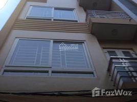 4 Bedrooms House for rent in Nghia Tan, Hanoi Cần cho thuê gấp nhà riêng ngõ 117 Trần Cung, 65m2 x 4 tầng, 4PN, đã đầy đủ đồ sẵn ở, giá 11,5tr/th