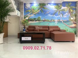 3 Bedrooms House for sale in Ward 8, Ho Chi Minh City BÁN NHÀ MỚI 4,5 TẤM CÁCH ĐƯỜNG CÂY TRÂM 100M, 30M RA ĐƯỜNG SỐ 5. HẺM XE HƠI QUAY ĐẦU
