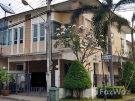 3 Bedrooms Townhouse for sale in Nong Khaem, Bangkok Vista Avenue Petchkasem 81