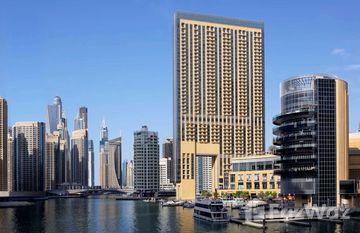 The Address Dubai Marina in Lake Elucio, Dubai