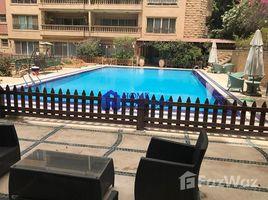Cairo Ground Floor Fully Furnished Rent In Maadi Sarayat 3 卧室 房产 租