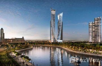 Aykon City in Al Habtoor City, Dubai