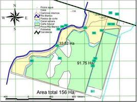 N/A Terreno (Parcela) en venta en , Guanacaste Propiedad Agrícola de 153 HA: Mountain Agricultural Land For Sale in Bagaces, Bagaces, Guanacaste