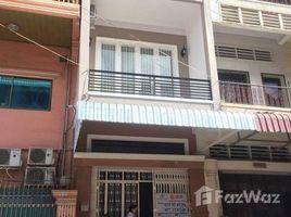 Studio Villa for sale in Tuek L'ak Ti Bei, Phnom Penh Flat for Sale