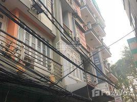 4 Phòng ngủ Nhà mặt tiền cho thuê ở Láng Thượng, Hà Nội Cho thuê nhà 50m2x5 tầng ngõ 814 Đường Láng tiện ở, văn phòng. 16 triệu