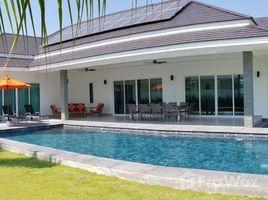 3 Bedrooms Villa for sale in Cha-Am, Phetchaburi The Clouds Hua Hin