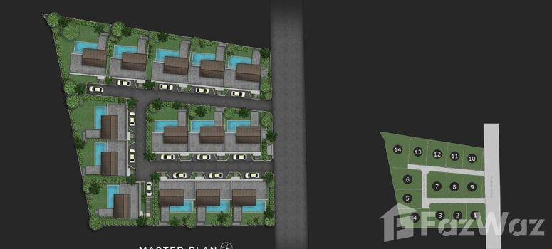 Master Plan of Cocoon Villas - Photo 1