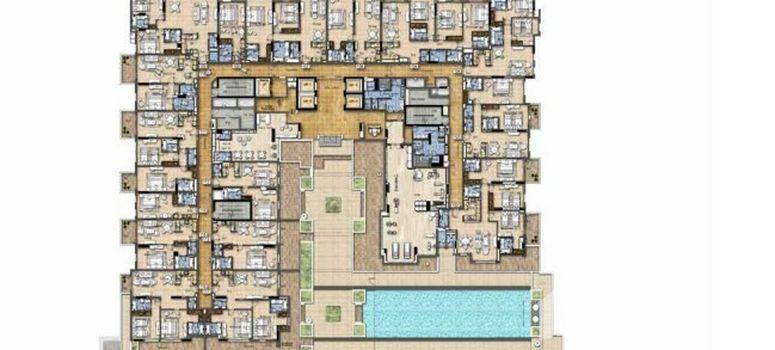 Master Plan of DAMAC Maison de Ville Tenora - Photo 1