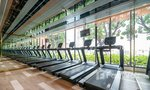 Communal Gym at The Privacy Rama 9