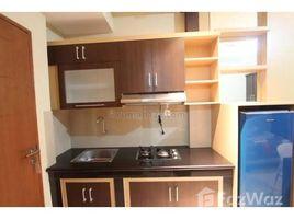 1 Bedroom Apartment for sale in Kemayoran, Jakarta MAPLE PARK Kemayoran - SunterTower B